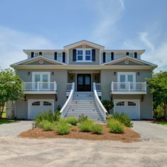 Spectacular Oceanfront Home on Fripp Island - Enjoy Fripp Island: the best of Lowcountry living in this spectacular, fully-furnished magnificent 6 Bedroom 5 ½ Bath custom ocean front home. The island is situated on an east/west axis so you can enjoy beautiful sunrises and sunsets from the comfort of… #southcarolina #realestate #forsale