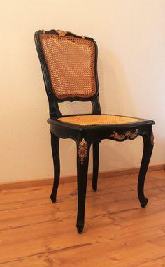 vintage st hle 50er jahre holzstuhl von hiller 6st verf gbar ein designerst ck von. Black Bedroom Furniture Sets. Home Design Ideas