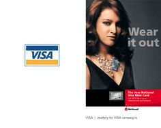 Visa Collaboration, Campaign, Cards, Maps, Playing Cards