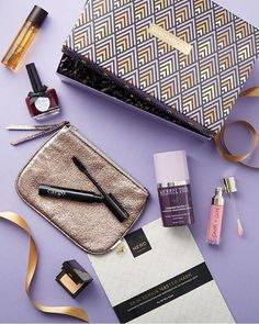 NEW LIMITED EDITION BIRCHBOX EVERYDAY GLAMOUR$48 and coming soon to Birchbox.com  Be sure to use code TAKEOFF20 to get 20% your purchase (one time use per person)  by birchboxdeals