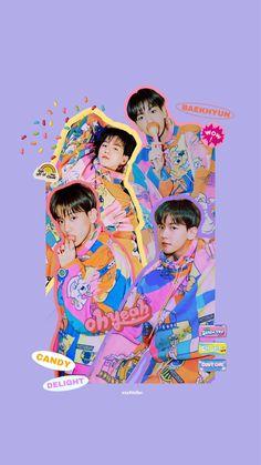 Baekhyun Fanart, Sehun And Luhan, Exo Kokobop, Kpop Exo, K Wallpaper, Iphone Background Wallpaper, Baekhyun Wallpaper, Exo Lockscreen, Kpop Posters
