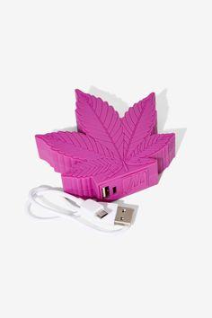 Wattz Up Purple Haze External Battery - Accessories Mobile Accessories, Phone Accessories, Cute Portable Charger, Batterie Portable, Fashion Sale, Womens Fashion, Swim Shop, Purple Haze, New Shop