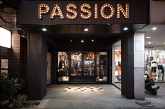 Passion store by Oliver Interior Design, Kaohsiung – China