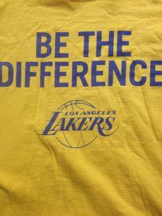 Los Angeles Lakers Tee