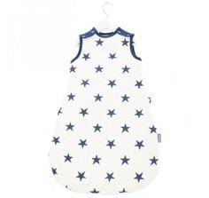 Babasac Multi TOG Baby Sleeping Bag - Blue Star 0-6 mths
