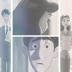 Paperman the greatest short film Disney has ever made.