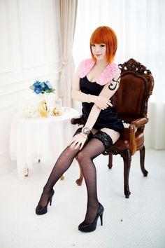 Hosino Inori(호시노 이노리) Nami Cosplay Photo - WorldCosplay