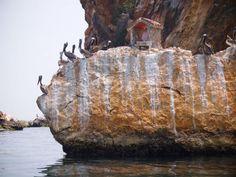 Mochima, Venezuela  individuelle Rundreisen, Reiseangebote, Karibikstrände, Sonne, Sand und Meer. www.mochitours.com/Venezuela_Reisen/Touren/Venezuela_Mochima.html