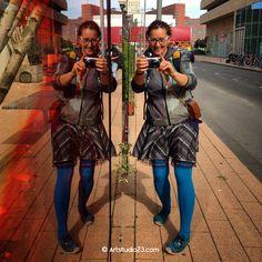 Instawalk010 Christine Fürst - Instawalks door stad, je leert zo je stad kennen door foto's te maken met smartphone tijdens een leuke route door plaats of... bijzonder gebouw.