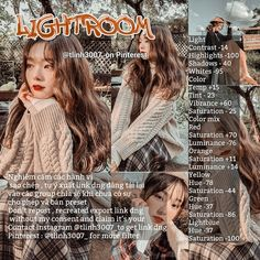 Editing Pictures, Photo Editing, Vsco, Aesthetic Filter, Lightroom Tutorial, Girl Photography Poses, Aesthetic Pictures, Bookstagram, Lightroom Presets