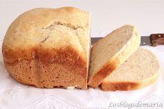 Pan de campo en panificadora | Comer con poco • Buono ma MOLTO salato: diminuire la quantità di sale!!!