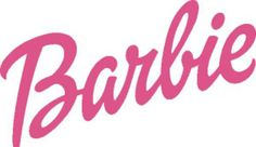 Barbie decal barbie vinyl decal sticker pink sticker FREE SHIP