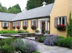 French Cottage Style Design Ideas, Pictures, Remodel, and Decor - page 30