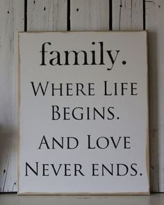 """Reunion Great Idea for Family Reunion Photo Book Quotes. Where Life Begins and Love Never Ends.""""Great Idea for Family Reunion Photo Book Quotes. Where Life Begins and Love Never Ends. The Words, Favorite Quotes, Best Quotes, Mom Quotes, Famous Quotes, Frases Instagram, Love Your Family, Family Love Quotes, Family Is Everything Quotes"""