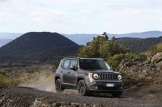 Special Jeep Renegade Night Eagle