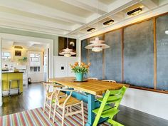 Remodeling Your Kitchen With Salvaged Items : Home Improvement : DIY Network