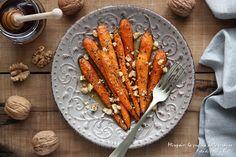 Gourmet nella ricerca degli ingredienti e nel sapore: CAROTE GLASSATE ALLA MELATA.