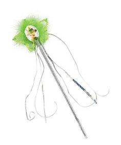 Take a look at this Green Tinker Bell Wand by Disney on #zulily today!