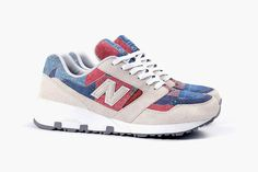 """Concepts and New Balance """"4th of July"""" 575 