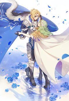 Anime Inspired Outfits, Jobs In Art, Fire Emblem Games, Fire Emblem Characters, Blue Lion, Fire Emblem Awakening, Anime Comics, Anime Couples, Game Art