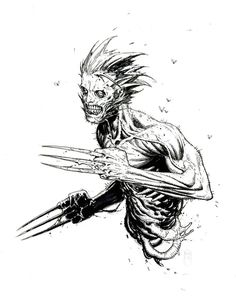 Wolverine : by Stephen Platt
