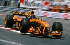 Heinz Harald Frentzen Arrows - Cosworth 2002