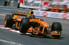 Heinz Harald Frentzen Arrows - Cosworth 2002