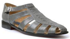 Men's Giorgio Brutini T-Strap City Strappy Sandal 21099 Ostrich Leg/Plain Loafer Shoes, Men's Shoes, Dress Shoes, Shoes Men, Closed Toe Sandals, Strappy Sandals, Mens Fashion Shoes, Fashion Sandals, Mens Woven Loafers