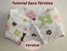 Mi blog de costura: Tutorial Saco Térmico Cervical