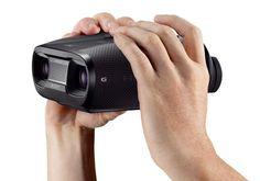 Sony's Digital Binoculars