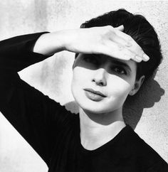 Isabella Rossellini | By black_currant, via Flickr