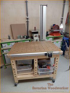 Mein MFT-Nachbau | The Bavarian Woodworker