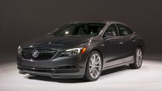 2017 Buick LaCrosse: LA 2015 Photo Gallery - Autoblog