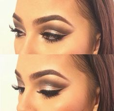 """brunette-glam: """" missglamourbunny: """" makeupidol: """" beauty // make up blog xo """" """" brunette-glam: looking for new glamour/luxury blogs, send me a message to check you out! INSTANT follow back"""