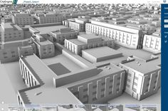 Less is more? Modelling an Historic Arab City Centre in 3D using CityEngine. Read more at Geoplanit: http://www.geoplanit.co.uk/?p=1120