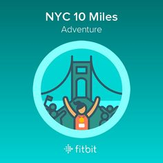 NYC 10 MILE ACHIEVED