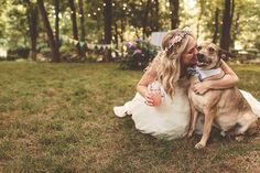 Dogs at weddings: 35 furry friends that are SO into your wedding day