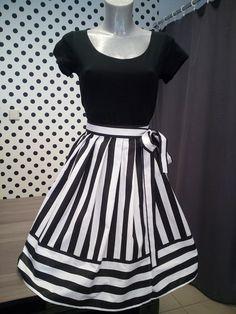 Zavinovací sukně 157