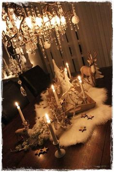 2013 #CHRISTMASTABLES ROUNDUP PART3 - Christmas Decorating -