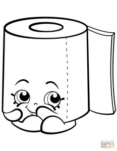 Sweat Leafy Roll of Toilet Paper shopkins season 2 coloring pages printable and coloring book to print for free. Find more coloring pages online for kids and adults of Sweat Leafy Roll of Toilet Paper shopkins season 2 coloring pages to print. Shopkins Coloring Pages Free Printable, Shopkin Coloring Pages, Cute Coloring Pages, Cartoon Coloring Pages, Coloring Pages To Print, Free Coloring, Coloring Sheets, Coloring Books, Shopkins Season 2