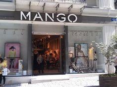 LeShopz / Mango / Ermou Street, Athens, Greece