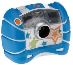 Fisher Price KidTough Digital Camera  Blue ** Continue to the product at the image link.Note:It is affiliate link to Amazon. #sunset