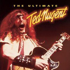 New-TED-NUGENT-Love-Grenade-Rock-Music-Legend T-Shirt