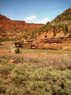 Colorado by Amtrak