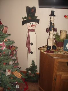 wooden santa crafts for adults - Google Search