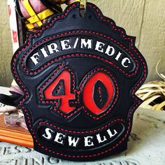 Hey, I found this really awesome Etsy listing at https://www.etsy.com/listing/180242854/firefighter-helmet-shield-custom-made