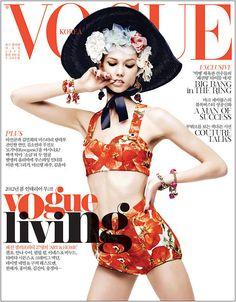 Vogue Korea, March 2012. #vogue