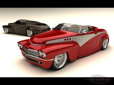 1956 Volvo Custom.....undecided if it look's good or ugly???