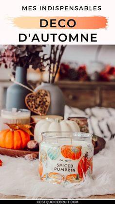 My essentials for a cozy autumn - - Diy Organisation, Hygge, Autumn Cozy, Decoration, Sweet Home, Pumpkin, Autumn Essentials, Food, Blogging