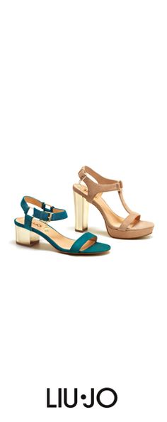 Arianna sandals. #liujo #shoes #SS2014